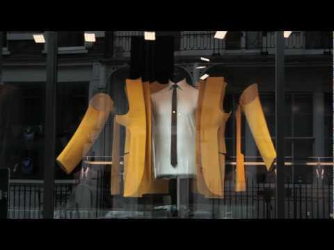 2011 ⎪ CREATIVE WINDOW CONCEPT: INTROSPECTIVE