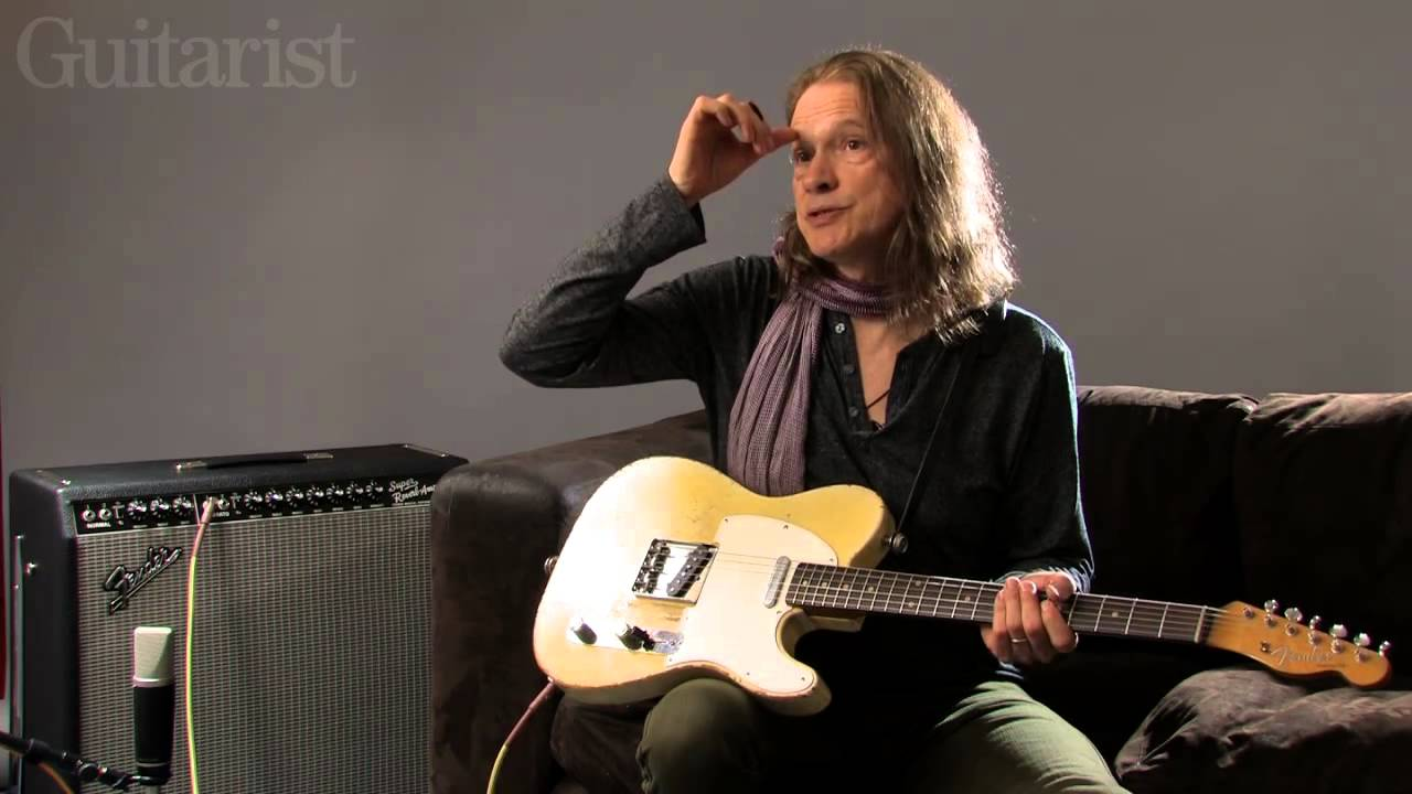 Robben Ford On His Blonde 1960 Telecaster Youtube