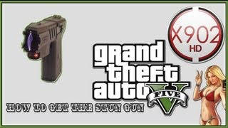 GTA V How To Get The Stun Gun