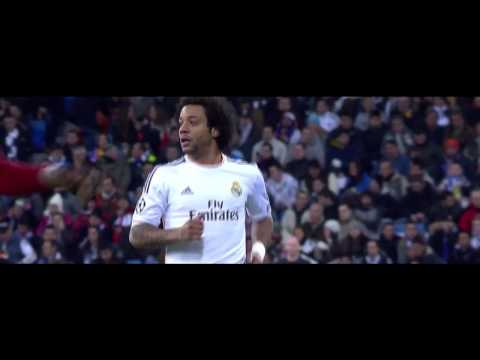 Marcelo Vieira vs Galatasaray (H) 13-14 HD 720p by i7xComps