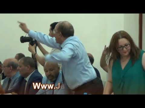 فوضى وتشنّج في نهاية اشغال دورة يوليوز 2019 لمجلس جهة درعة تافيلالت