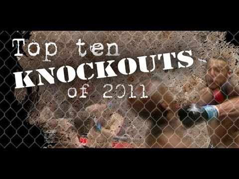 UCMMA: Ultimate Challenge - The greatest Top Ten Knockouts of 2011