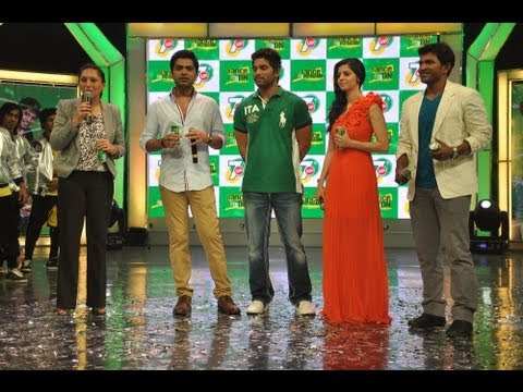 7UP DANCE PATTALAM GRAND FINALE SIMBU VEDHIKA ALLU ARJUN - BEHINDWOODS.COM