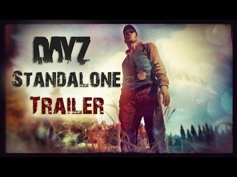 Видео заставка канала и песня про DayZ