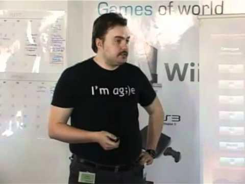 Видео презентация WoT с GameDev Startup 2011 в Минске