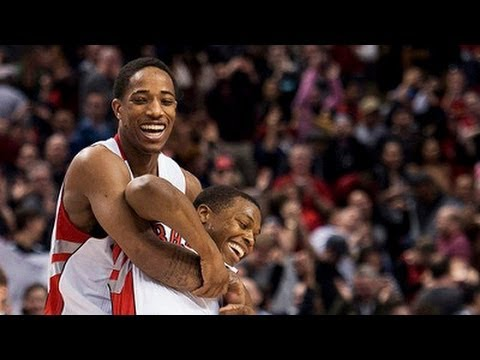 Toronto Raptors 2014 Playoffs - Let The Good Times Roll!