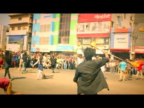 ICC WORLD CUP T20 2014 [ FLASH MOB ]