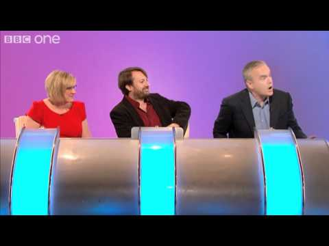 Does Huw Edwards Use the 'Evil Eye' on his Work Colleagues? - Would I Lie to You? - S6 E7 - BBC One