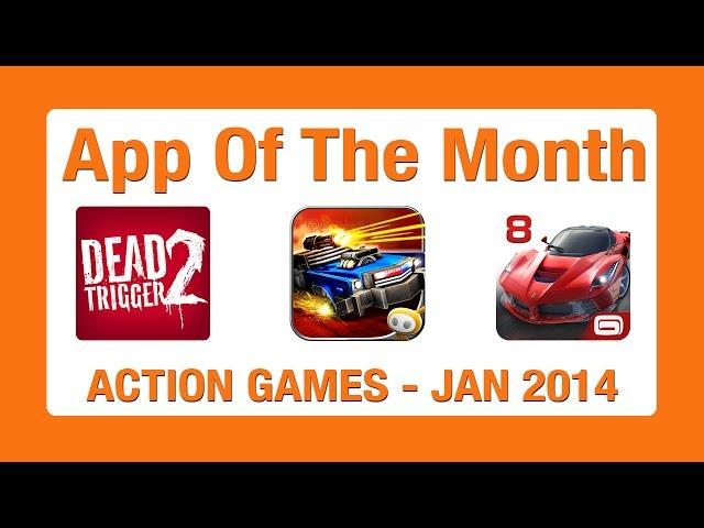 أفضل تطبيق في شهر ينايرـ App Of The Month, January 2014