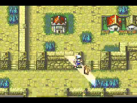 Fire Emblem - The Sacred Stones - Fire Emblem - The Sacred Stones Chapter 5 (GBA) - User video