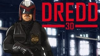 Dredd 3D Angry Review