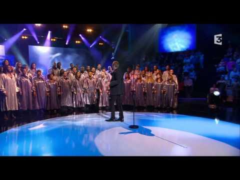 gospel pour 100 voix avec Garou