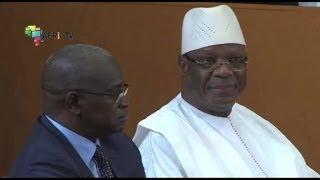IBK accuse le MNLA devant l'Assemblée nationale sénégalaise