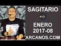 Video Horóscopo Semanal SAGITARIO  del 19 al 25 Febrero 2017 (Semana 2017-08) (Lectura del Tarot)
