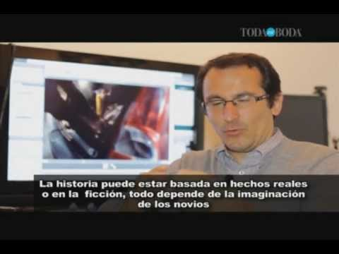 TODAMIBODA TV - Play Video Una Boda de Pelcula Video Invitacin (tmbplay100st) HD