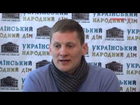 Пряма розмова з представником Чернівецької Народної ради Русланом Мельником