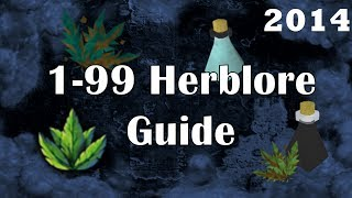 1-99 Herblore Guide Cheapest + Fastest Herb Training