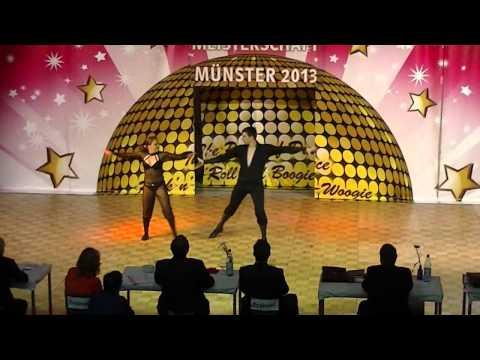 Christina Bischoff-Moos & Lukas Moos - Norddeutsche Meisterschaft 2013