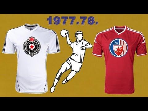 RK Partizan – RK Crvena Zvezda (1997. godina)