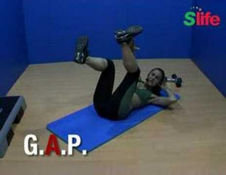 gluteos abdominais e pernas