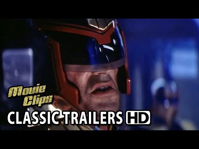 Judge Dredd (1995) Old Classic Movie Trailer