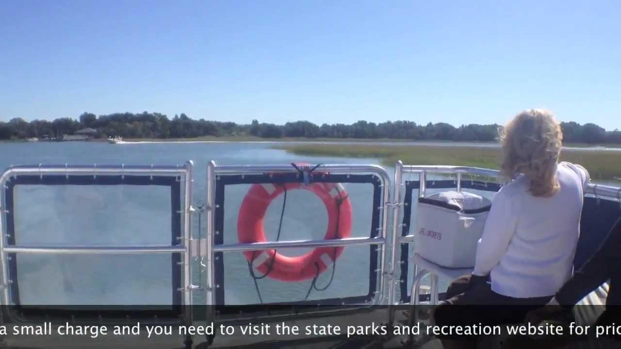 Bear island at hammocks beach nc youtube for Nc fishing license cost