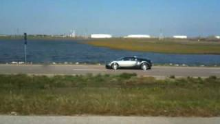 Bugatti Veyron Lake Crash-- Original Video- 1st Hand