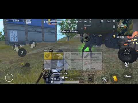 Pubg mobile lite full game play with boat funny movement and 6 minutes end the game ❤️❤️❤️❤️