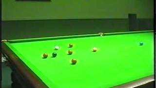 Snooker pace around the table