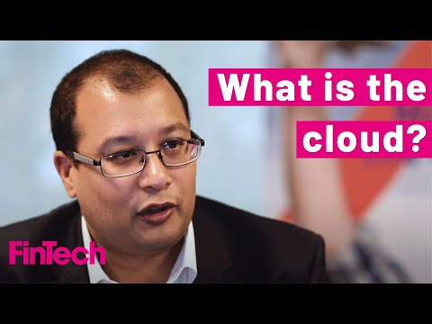 AXA Global Program Director Ash Shah-'What is the Cloud?'
