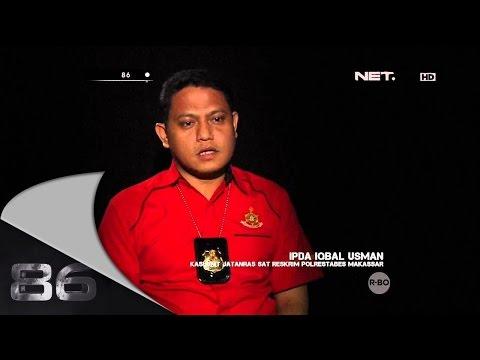 86 Penangkapan Pelaku Begal - IPDA Iqbal Usman Part 1