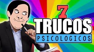 Trucos Psicológicos para controlar a las personas