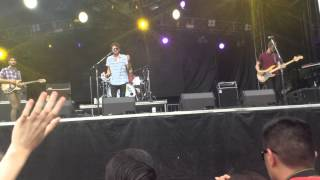 VIDEO: Foals at Lollapalooza