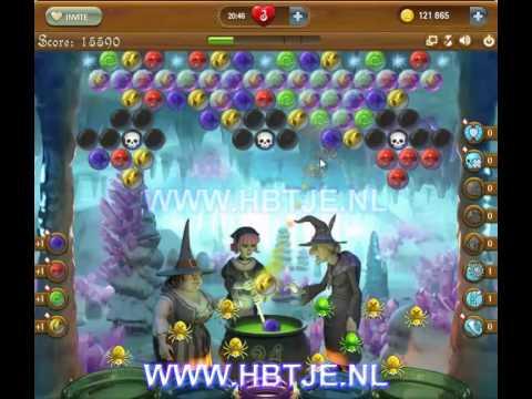Bubble Witch Saga level 87