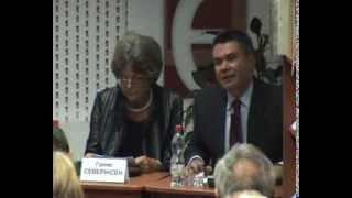 Ганне Северінсен: В Україні діє презумпція винуватості