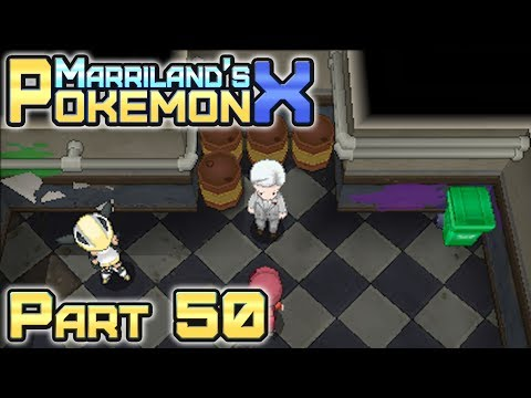 Pokémon X, Part 50: Lost Hotel!
