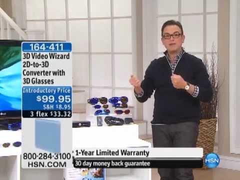 3d Video Wizard Converter Box