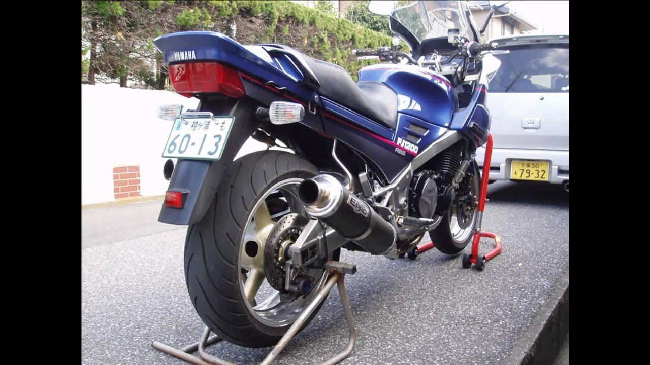 Yamaha R1 Oil Filter YAMAHA FJ1200 - YouTube