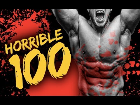"Xtreme Fat Burning Circuit - ""The Horrible Hundred!"""