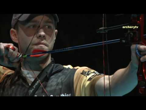 13th European Tournament of archery 2010 - Ind. Match #4