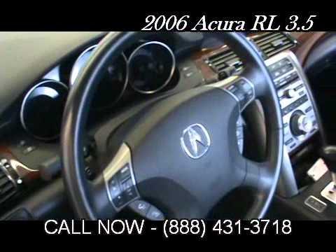 Acura Libertyville on Look  Nice Acura Rl   2006 Acura Rl 3 5   Youtube