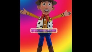 Woody Toy Story Pinata