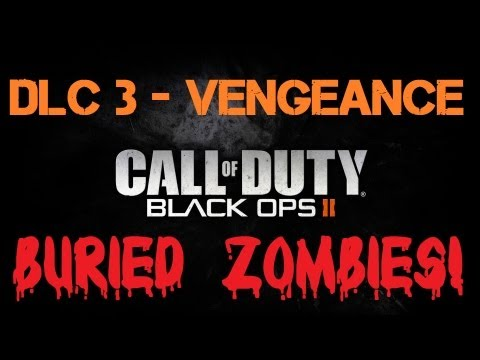 Black Ops 2 DLC #3: Vengeance with