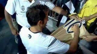 22/07/2011 - La Juventus a Toronto