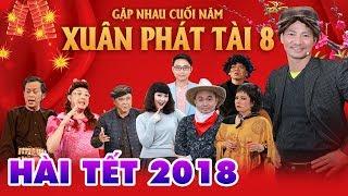 Hài tết mới nhất 2018 | Xuân Bắc | Vân Dung | Tự Long | Công Lý - Tứ Trụ Danh Hài Bắc - Xem Ngay