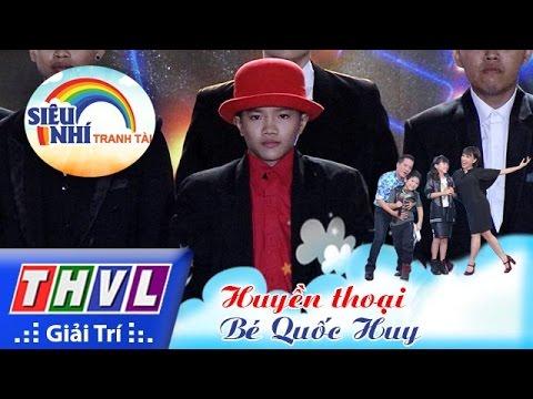 THVL | Siêu nhí tranh tài - Tập 13: Bé Quốc Huy | Nhảy: Huyền thoại