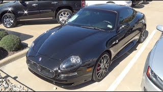 2006 Maserati GranSport V8 Walkaround