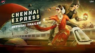 Chennai Express | Official Trailer | Shah Rukh Khan | Deepika Padukone
