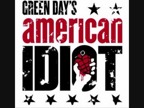 2. American Idiot: The Musical