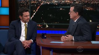James Franco discusses recent sexual misconduct allegations